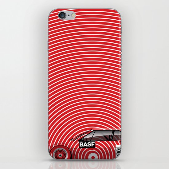 H.J. Stuck, BMW M1, 1980 iPhone & iPod Skin