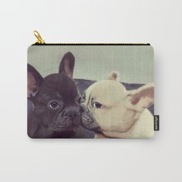 Frenchie kiss Carry-All Pouch