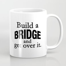 Build a Bridge Mug