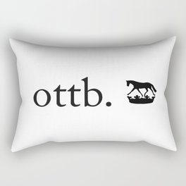 ottb brand Rectangular Pillow