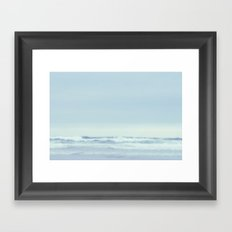 Vibes Framed Art Print
