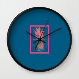 Pineapple Express //Alternate One Wall Clock