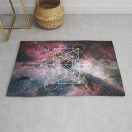 Sacred Geometry Poster Rug
