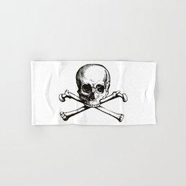 Skull and Crossbones | Jolly Roger Hand & Bath Towel