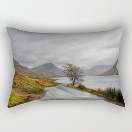 Wastwater Lake District Rectangular Pillow