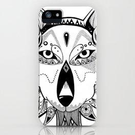 Wolfie iPhone Case