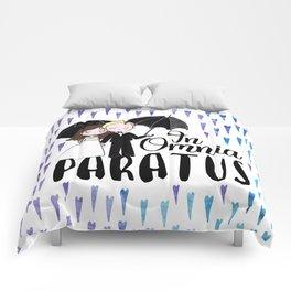 In Omnia Paratus Comforters
