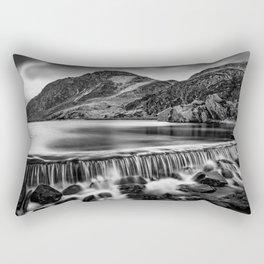 Ogwen Weir Snowdonia Rectangular Pillow