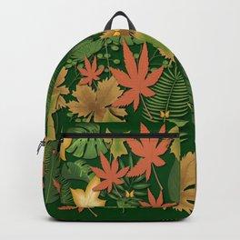 natural colorful design Backpack