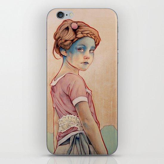 Within White iPhone & iPod Skin