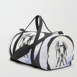 Gemini - Zodiac sign Duffle Bag