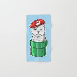 Meow Bro 1 Hand & Bath Towel