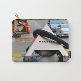 Re'cycled Carry-All Pouch