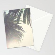 Sunset Palm Tree Stationery Cards