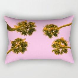 Palmy Skies Rectangular Pillow