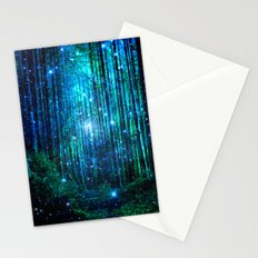 magical path Stationery Cards