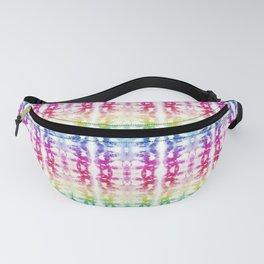 Tie Dye Rainbow Fanny Pack
