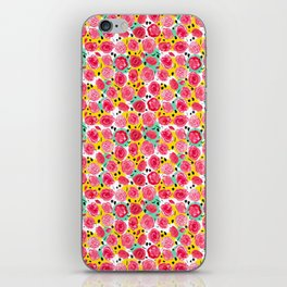 The Roses You Forgot iPhone Skin
