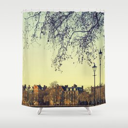 A place called London Shower Curtain