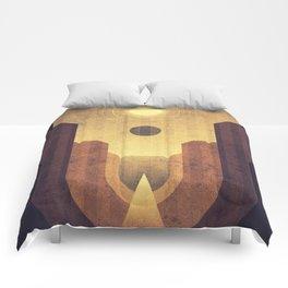 Janus & Epimetheus - Co-Orbital Moons Comforters
