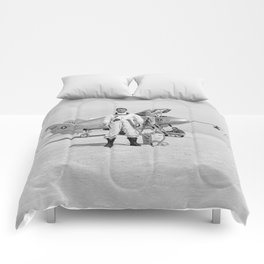 X-24A on Lakebed Comforters