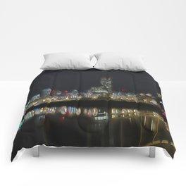 Glow of the City Comforters
