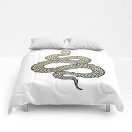 Snake's Charm Comforters