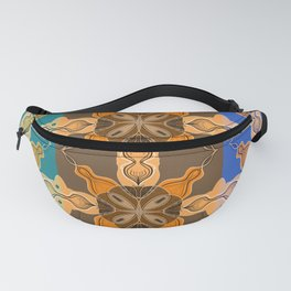 Tiles of the South Fanny Pack