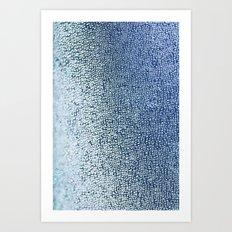Bubbles and Bokeh Art Print