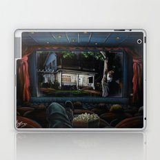 A Night At The Movies: Halloween Laptop & iPad Skin