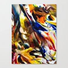 Interstitial Canvas Print