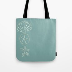 Abstract Sea Creatures II Tote Bag
