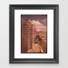 Lenticular 3 Framed Art Print