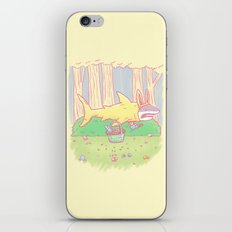 The Easter Bunny Shark iPhone & iPod Skin