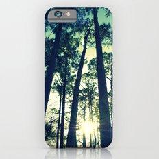 Towering Pines Slim Case iPhone 6s