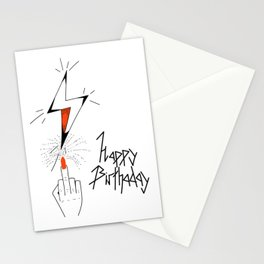 Nailing It. Stationery Cards