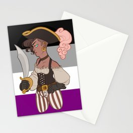Ace Pirate #2 Stationery Cards