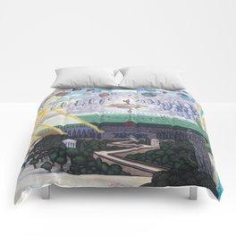 Away We Go Comforters