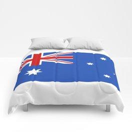 australia flag Comforters