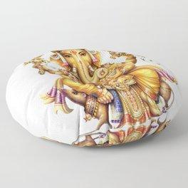 Ganesha - Hindu Floor Pillow