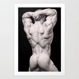 """""""Mass"""" (001) Art Print"""