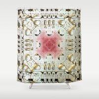 egyptian Shower Curtains featuring Egyptian Style by Lynn Bolt