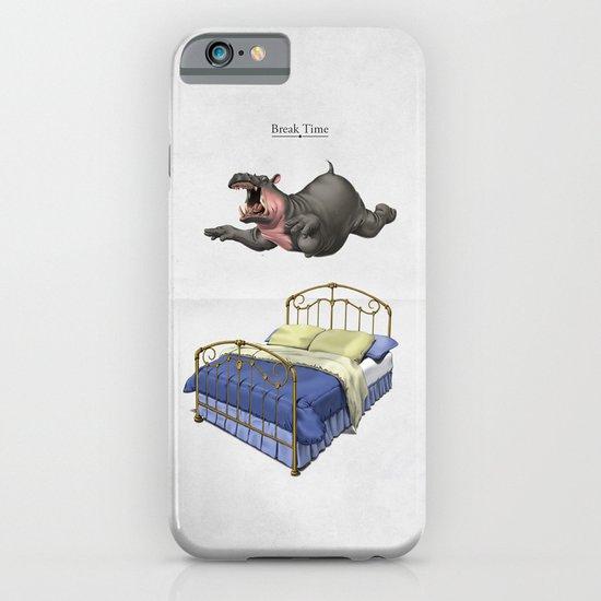 Break Time iPhone & iPod Case