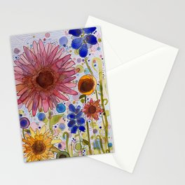 Summertime 1 Stationery Cards