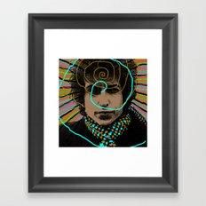 Bob Dylan Goin' Nowhere Framed Art Print