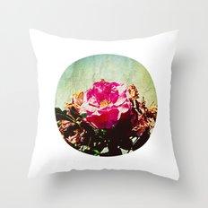 spring petals Throw Pillow