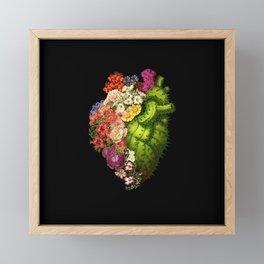 Healing Heart Framed Mini Art Print