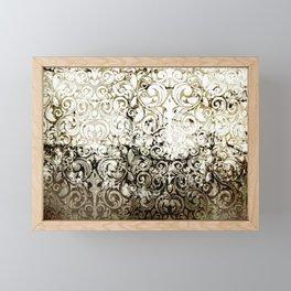 BATIK Framed Mini Art Print