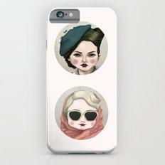 El tiempo entre costuras iPhone 6s Slim Case