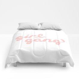 girl gang 2 Comforters